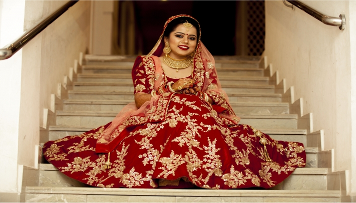 Most Trending Wedding Colors For Indian Brides