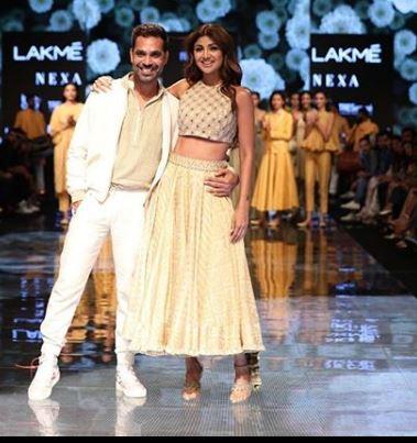 punit balan shilpa lakme fashion week