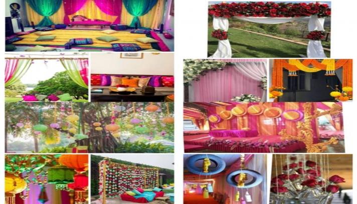 Beautiful Home Wedding Decoration Ideas