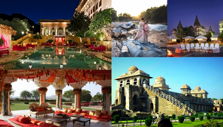 Incredible Madhya Pradesh, meet your Destination Wedding Places in M.P.