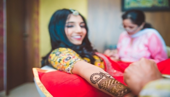 Quirky and unconventional ways to personalize your bridal mehndi