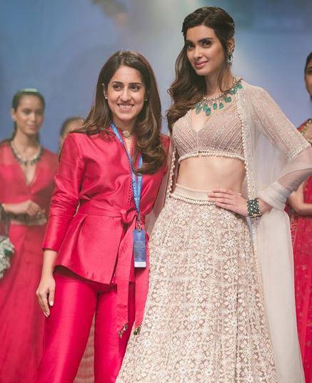 diana penty lakme fashion week