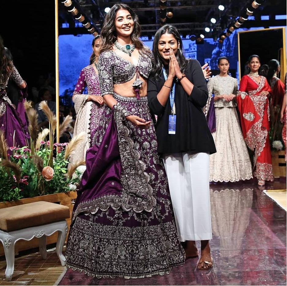 jyanti reddy lakme fashion week
