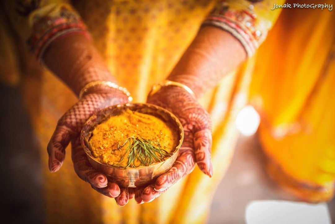 key ingridients of haldi
