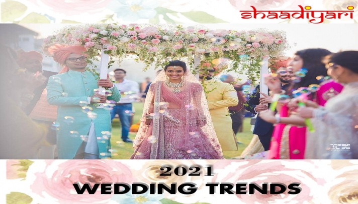 Wedding Trends in 2021