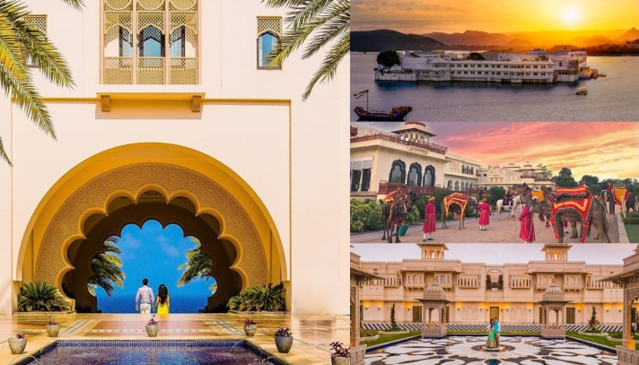 Artistic, Intimate and Mesmerizing: Destination Wedding in Rajasthan is a Life-time Experience