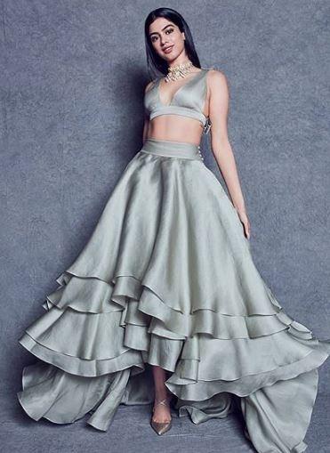 khusi kapoor lakme fashion week