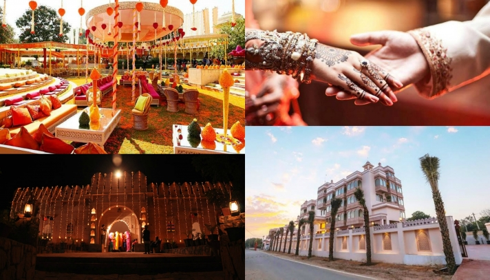 Plan Your Destination Wedding In Pushkar And Celebrate Your Wedding Like Raja And Rani