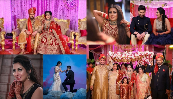 Big Fat Patiala Wedding For The Couple Who Erased the Cultural Boundaries For Eternal Love