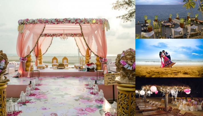 Get Bewitched and Bedazzled: Beautiful locations for a Big Fat Beach Wedding