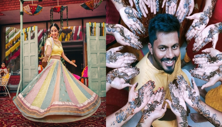 Exciting And Effervescent: Mehndi is Definitely a Queen of all Indian Wedding Ceremonies