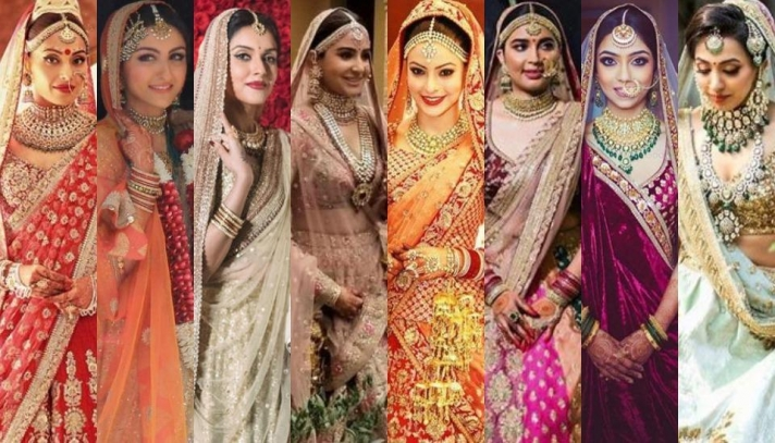 Bollywood Actresses Who Became Sabyasachi Brides For Their Wedding