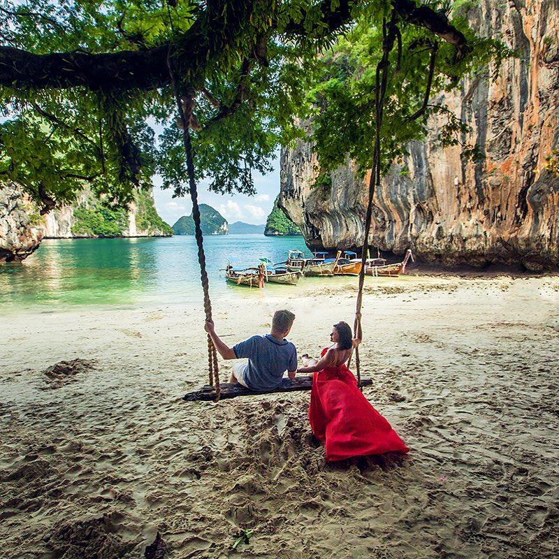 phuket krabi honeymoon1