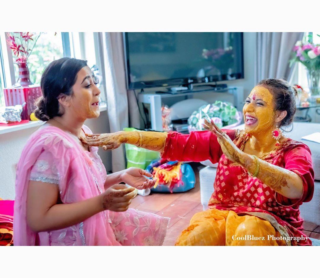 haldi ceremony auspisious2