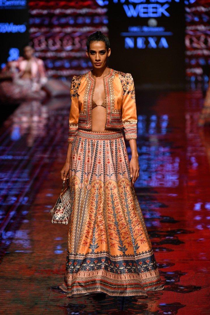 Rajdeep ranawat jacket lakme fashion week