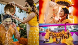 Crazy and Colourful Tale: All About Haldi Ceremony in Indian Weddings