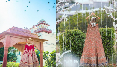 The Most Interesting Wedding Lehenga Shots For Brides
