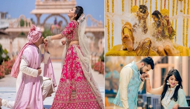 Lights, Camera, Action: The Indian Wedding Photography That Will Make You Go 'Wow'