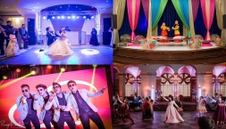 Dreamy and Melodious: Sangeet Is When The Wedding Party Begins