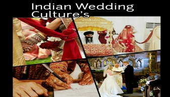 Wedding Culture in India