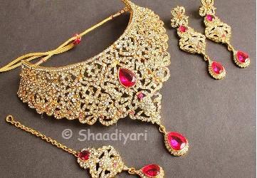 Wedding Jewellery | Shaadiyari