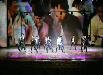 Rahul Solanki Choreography