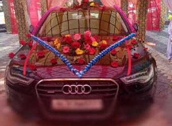 Kush luxury car