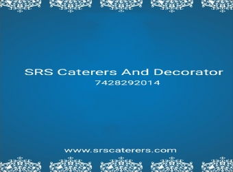 SRS Caterers And decorator
