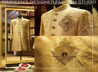 Praveen's designer fashion studio