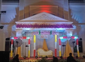 Shree Radhekrishna Marriage Garden