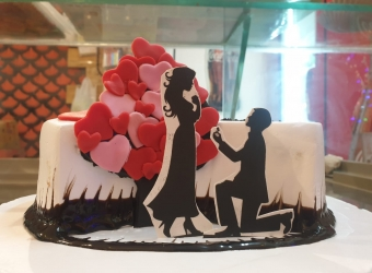 Friends cake shop