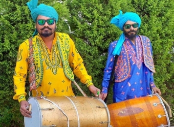Mast punjabi dhol party