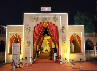Shree Vatika's Heritage Lawns, Marriage Garden