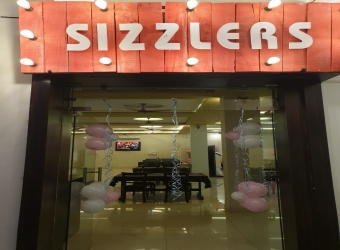 Sizzler restaurant and bar