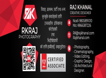 RKRAJ Photography