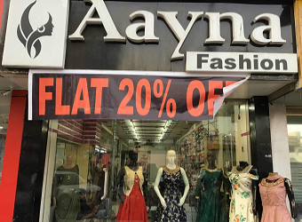 Aayna Boutique