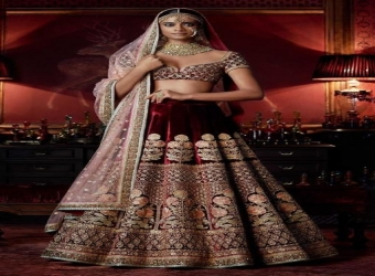 Apurva Bridal Lehanga Showroom