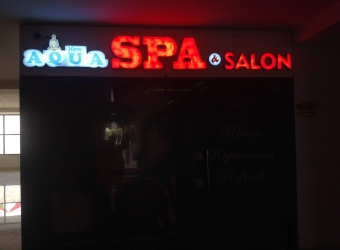 New Aqua Spa & Salon
