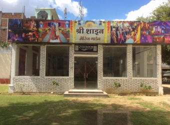Shree Shine Marriage Garden