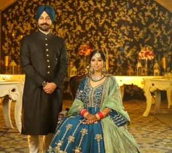 Gurleen Kaur Mokha & Partap Singh Sekhon
