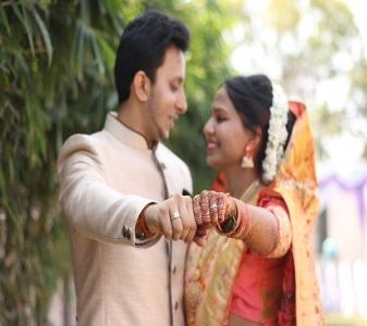Vikrant & Sonali