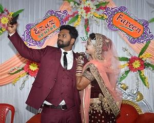 Ezaz Ansari & Farheen